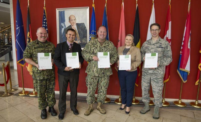 Teaching Gender in the Military a Handbook