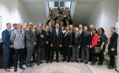 Marshall Center, DKI APCSS Mongolian Alumni Event Strengthens Security Network