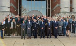 Perry Center Hosts Ad-Hoc Working Group for XIV CDMA