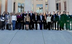 rry Center welcomed visitors from the Argentine American Dialogue