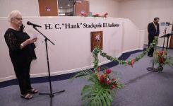 """H.C. """"Hank"""" Stackpole III"""