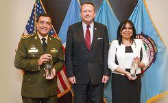2016 Perry Award Recipients
