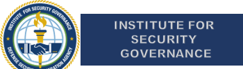 Institute for Security Governance (ISG) Home