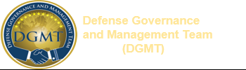 Defense Governance and Management Team (DGMT) Home