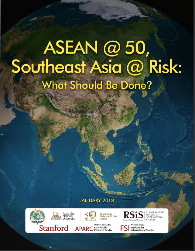 ASEAN at 50 - Southeast Asia at Risk