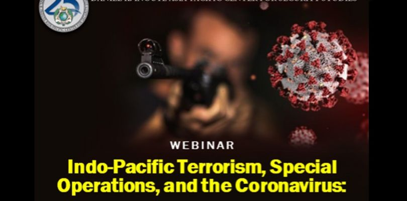 Indo-Pacific Terrorism, Special Operations, and the Coronavirus