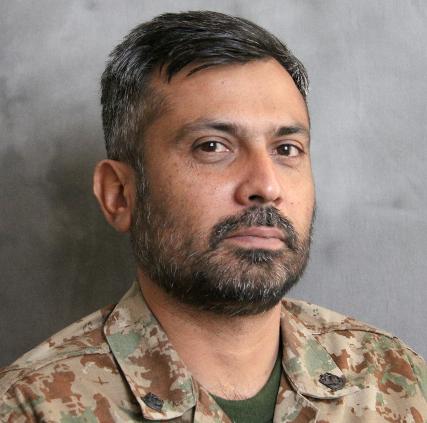 BG Muhammad Hasnain
