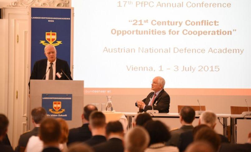 17th PfPC Annual Conference