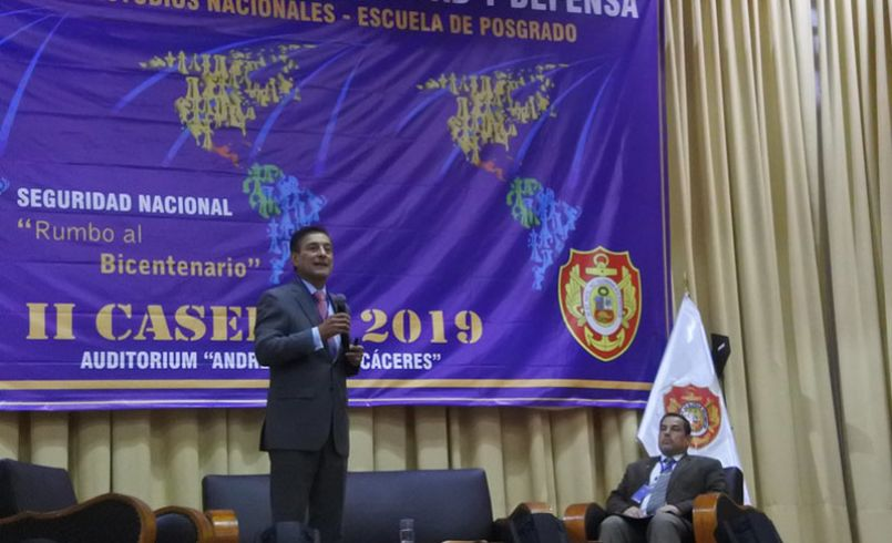 Alumni Reunion and Academic Exchanges in Peru