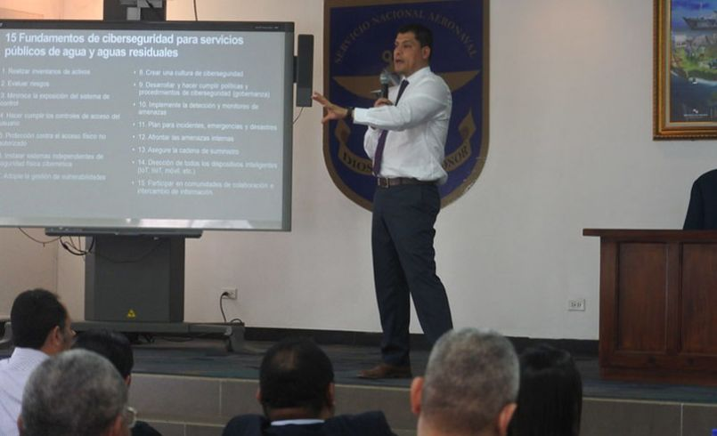 WJPC Cohosts Cyberecurity and critical infrastructure seminar in Panama