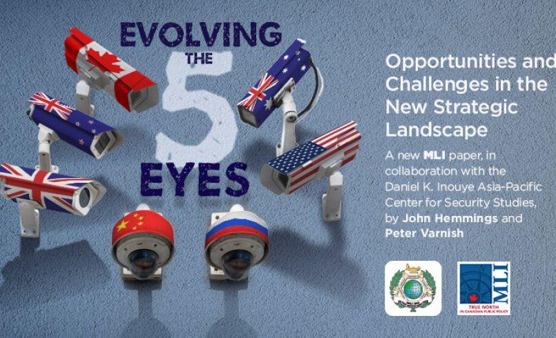 Evolving the 5 Eyes