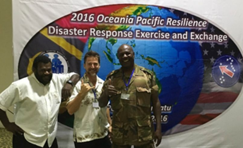 Oceani Pacific Resilience DREE 2016