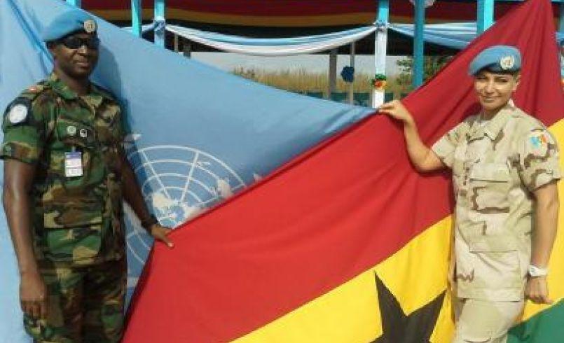 DIILS Alumni UN Peacekeepers