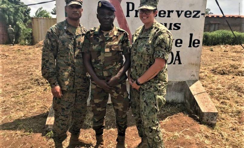 Togo August 2019