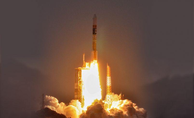 Japanese Rocket