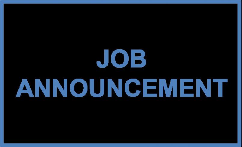 Job Announcement