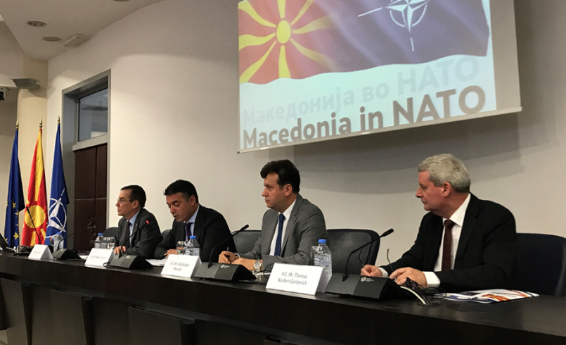 Macedonia in NATO
