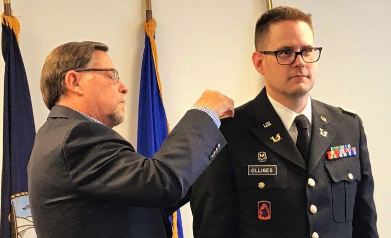 Major Timothy Olliges