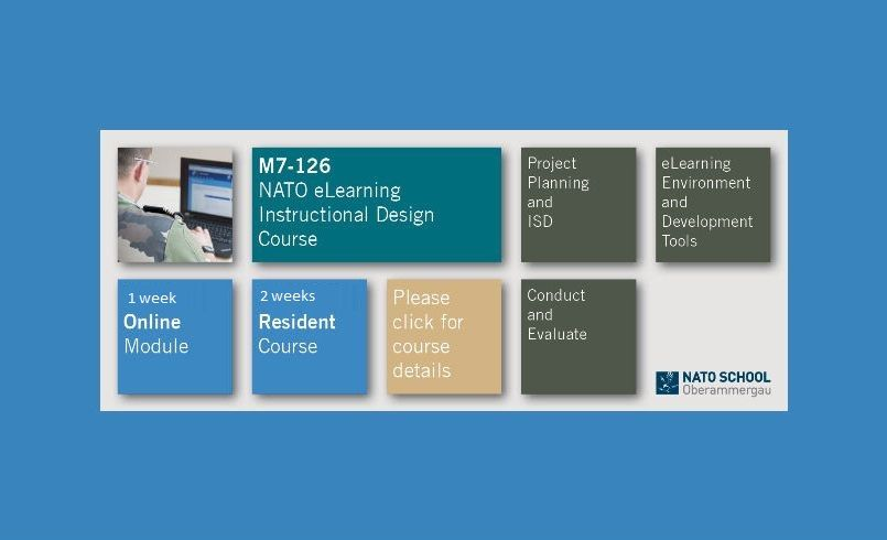 NATO eLearning course