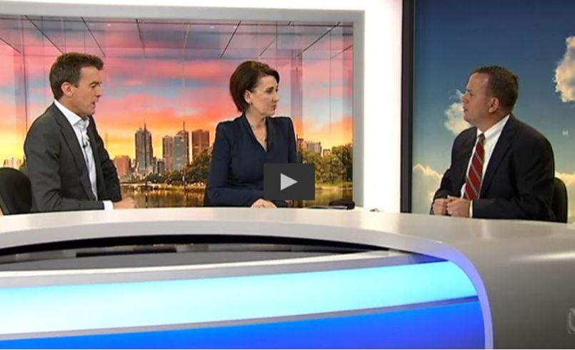 CDR Odom on ABC News