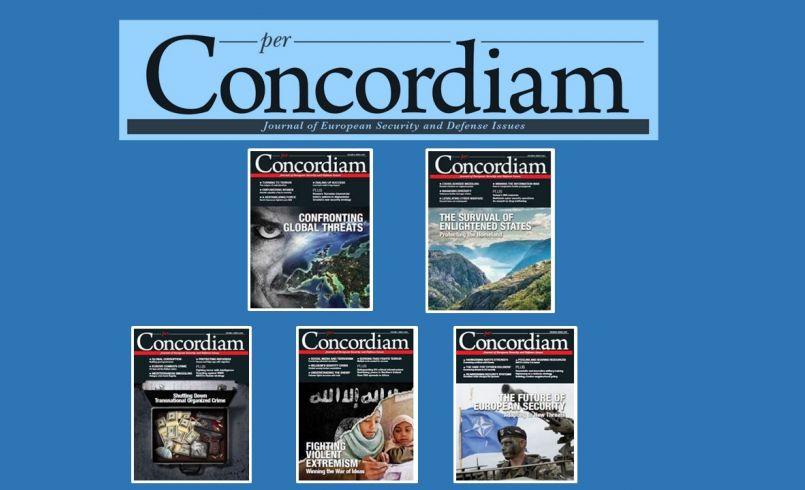 'per Concordiam;' #Economic security; #Artic; #StrategicCommunication;