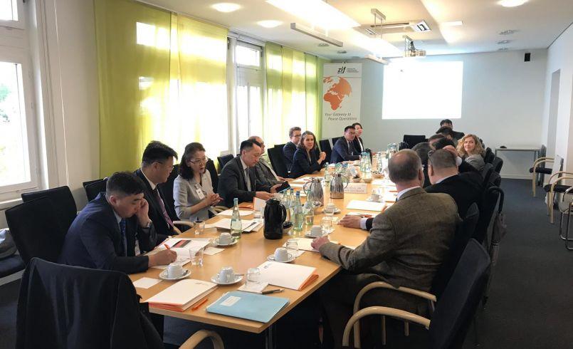Mongolian Seminar