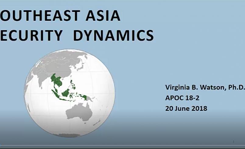 southeast asia security