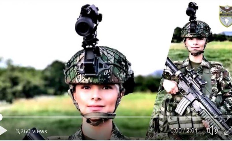 Video Cap - USSOUTHCOM WPS Tweet