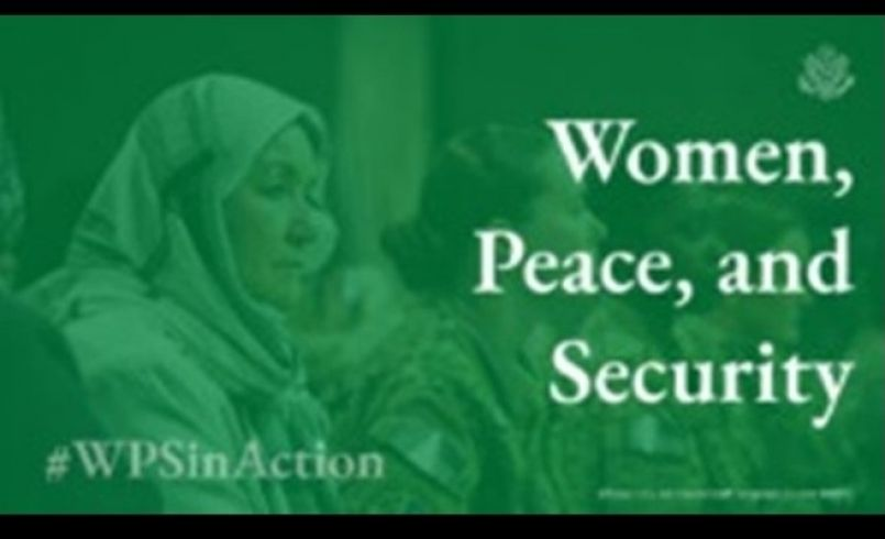 Women, Peace, and Security