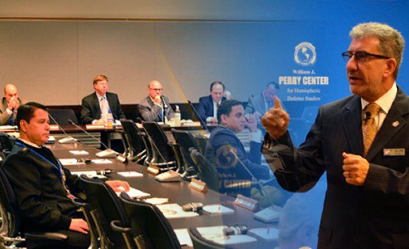 Defense Seminar (WSDS) for Washington-based civilian diplomatic personnel