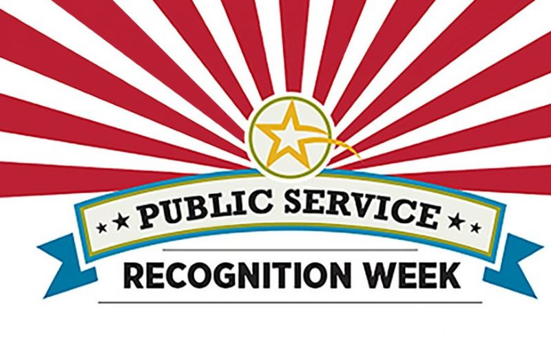 Public Service Recognition Week (#PSRW)