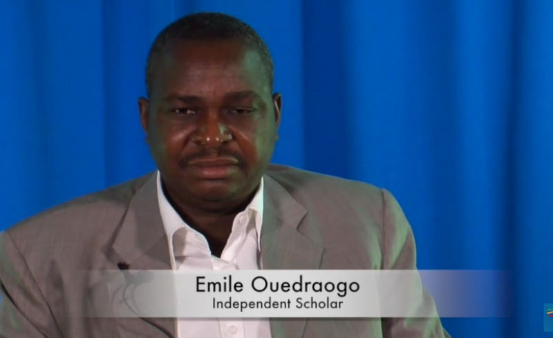 Emile Ouedraogo
