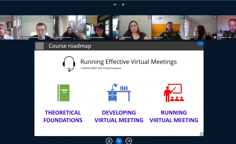 PfPC Convenes Virtual ADL Working Group Meeting