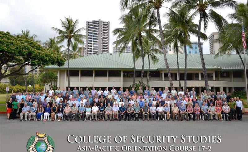 Asia-Pacific Orientation Course 17-2