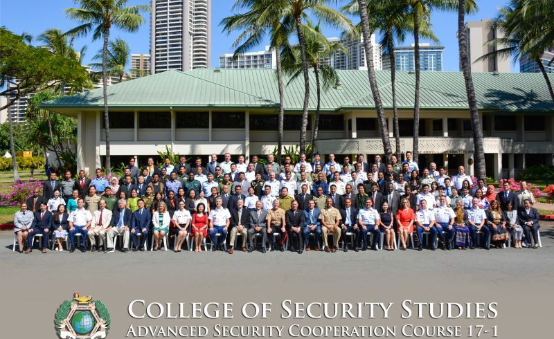 advanced security cooperation course 17-1