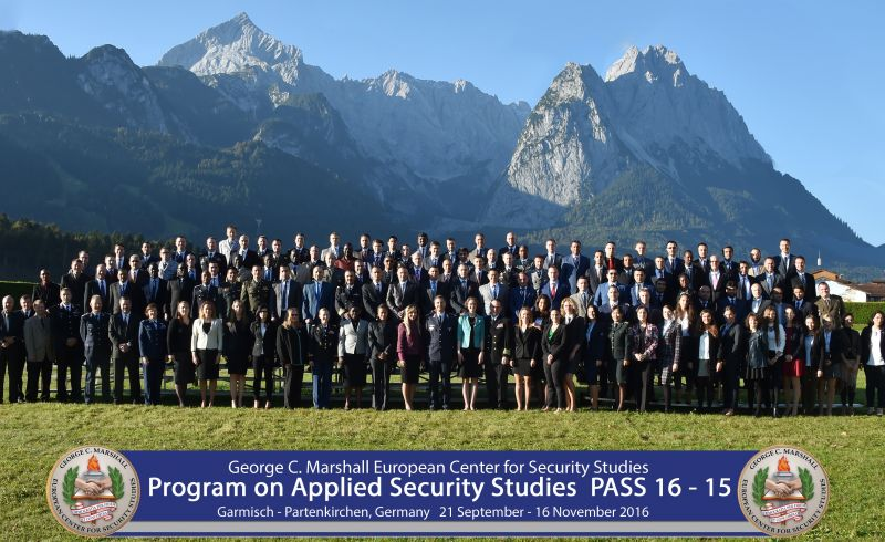 PASS 16-15 Group Photo