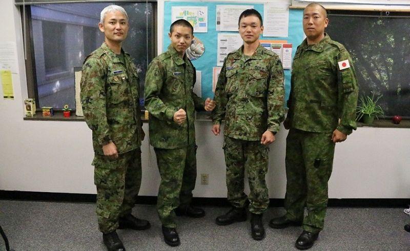 Japanese Crew Chiefs
