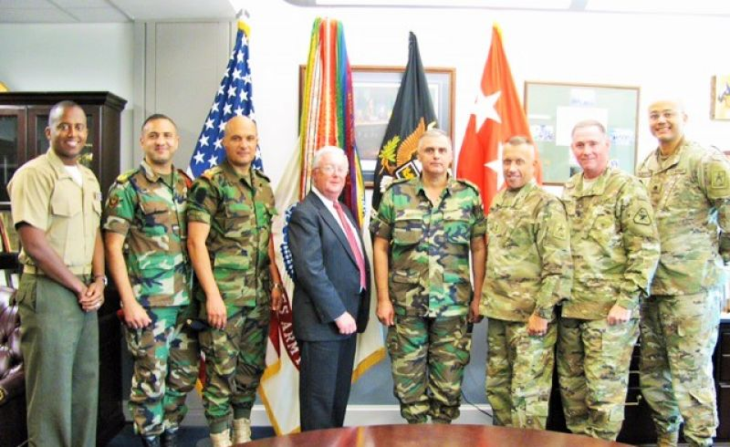 Lebanese Delegation