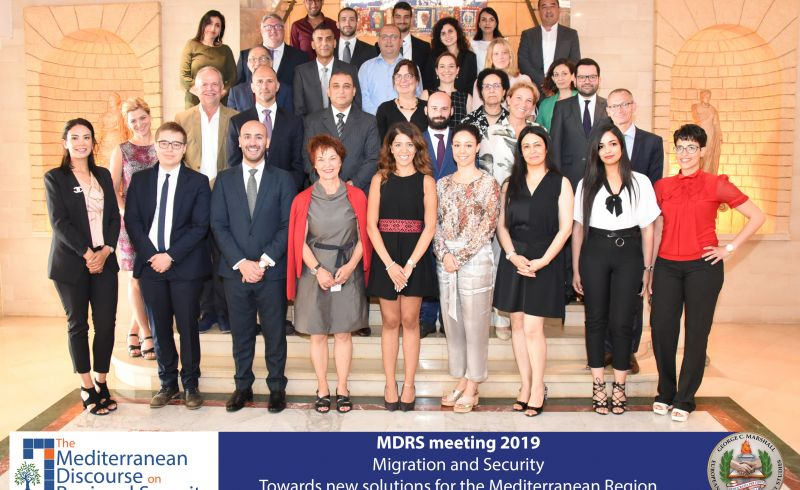 Tunis Meeting.June 2019