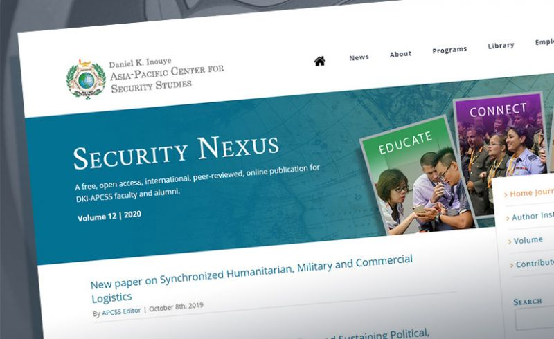 Security Nexus publication art