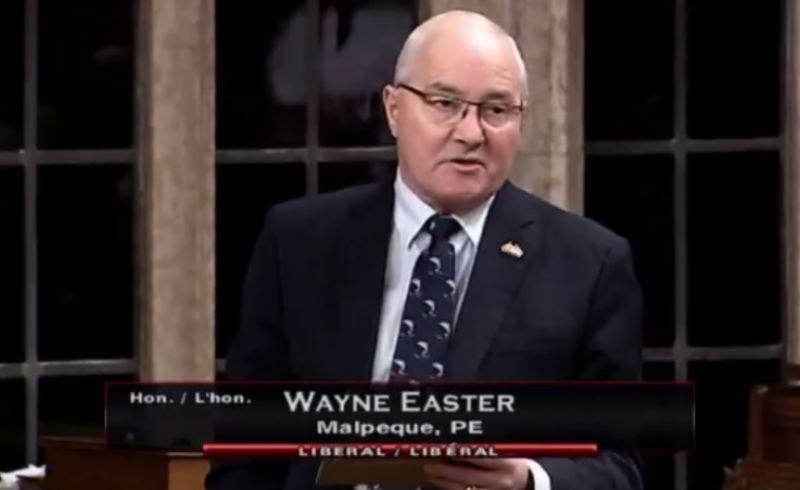 Wayne Easter