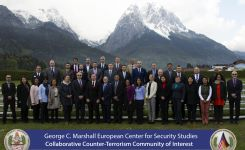 Marshall Center and DKI APCSS Alumni Workshop
