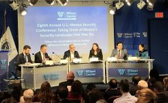 Perry Center Participates in Wilson Center Mexico Institute's 8th Annual US-Mexico Security Conference