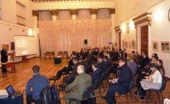 Moldovan Alumni Stage Eighth Security Cooperation Roundtable