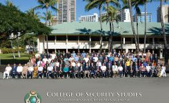 Comprehensive Crisis Management course CCM19-1 class photo