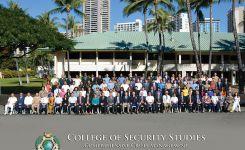 Comprehensive Crisis Management course CCM19-1 class photo
