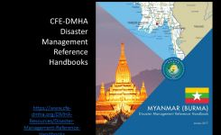 Disaster Management Reference Handbook