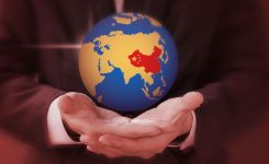 China and humanitarian aid