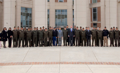 Command for Education of the Armed Forces of Guatemala (COSEDE)