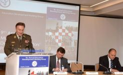 Defense Education WS Zagreb 2015